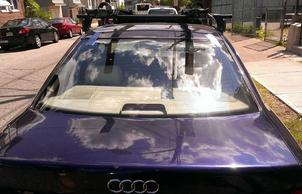 Audi A4 Back Glass