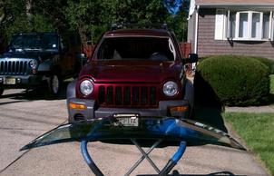 Jeep New Windshield
